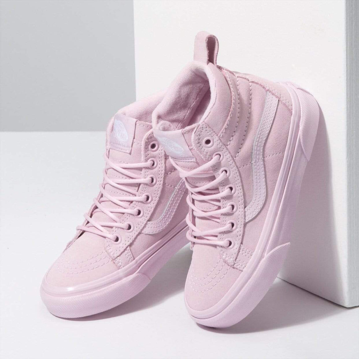 VN0A2XSNT3Y Vans - SK8-Hi MTE - Lilac (Sizes Kids 10.5 - Youth 5) footwear Vans