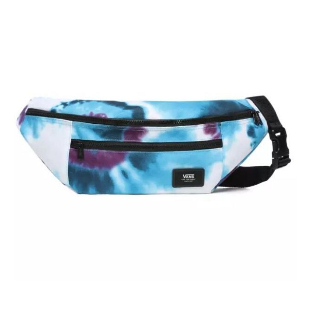VN0A2ZXXYQU Vans Ward Cross Body Pack - Tie Dye Hip Pack Vans