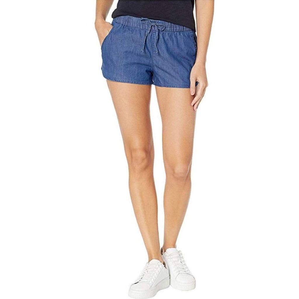 VN0A31PTAHU - Vans - Women's Janek II Shorts - Denim Shorts Vans Women's XS