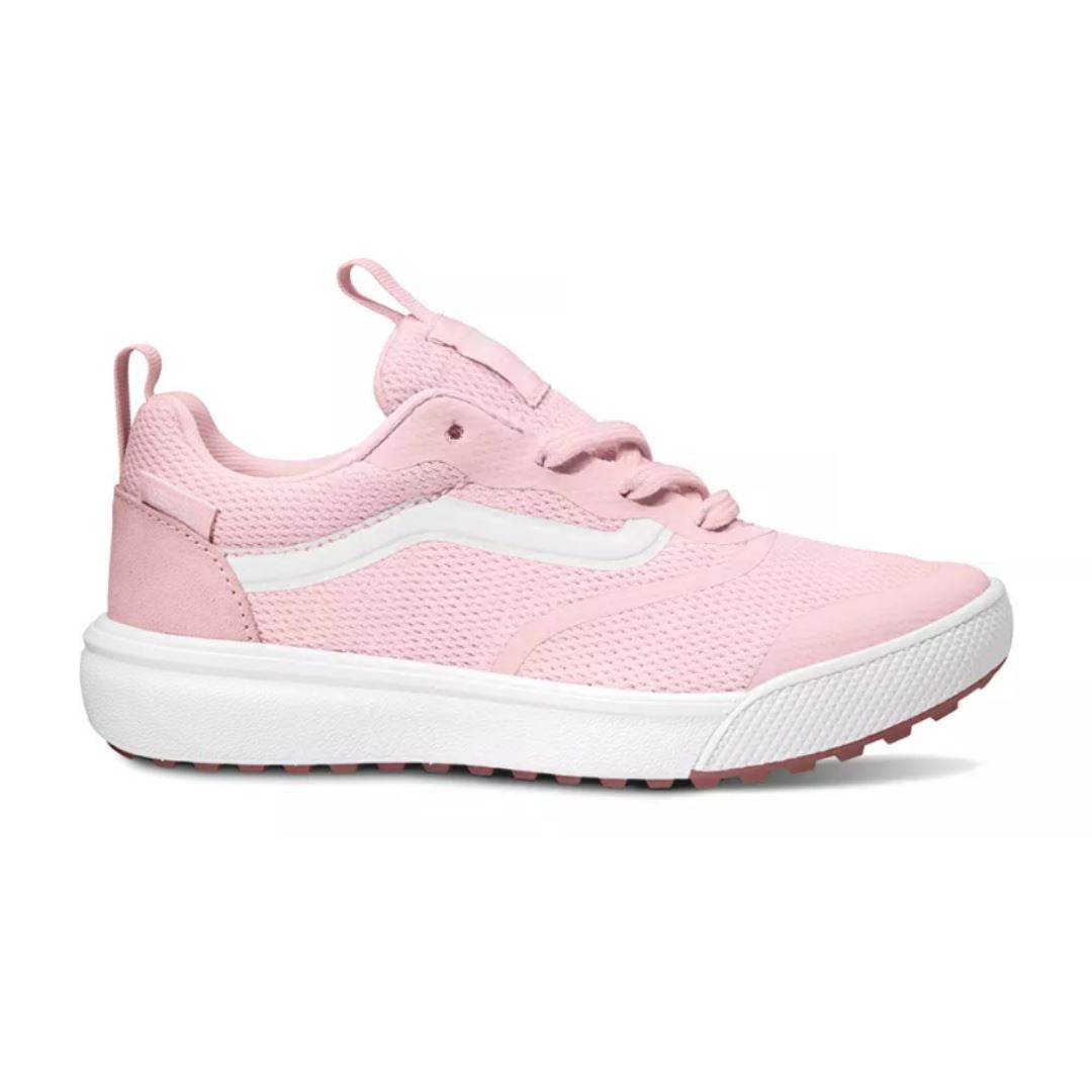 VN0A3WMLQ1C VANS - Ultrarange Rapidweld Chalk Pink Shoes (Kids 11 - Youth 2) footwear Vans