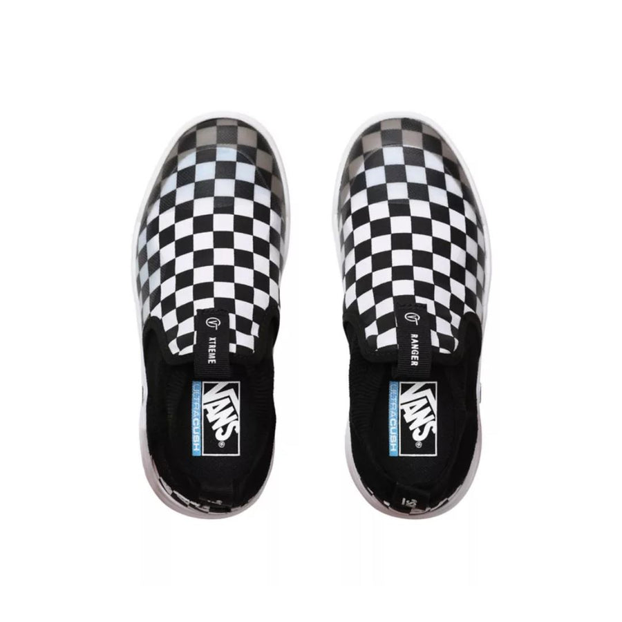 VN0A4BUA5GU VANS - Checkerboard Xtremeranger Shoes (Kids 10.5 - Youth 3) footwear Vans Kids 10.5