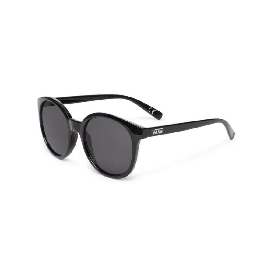 VN0A4DSWV44 - Vans - Rise & Shine Sunglasses - Black-Smoke Lens Sunglasses Vans