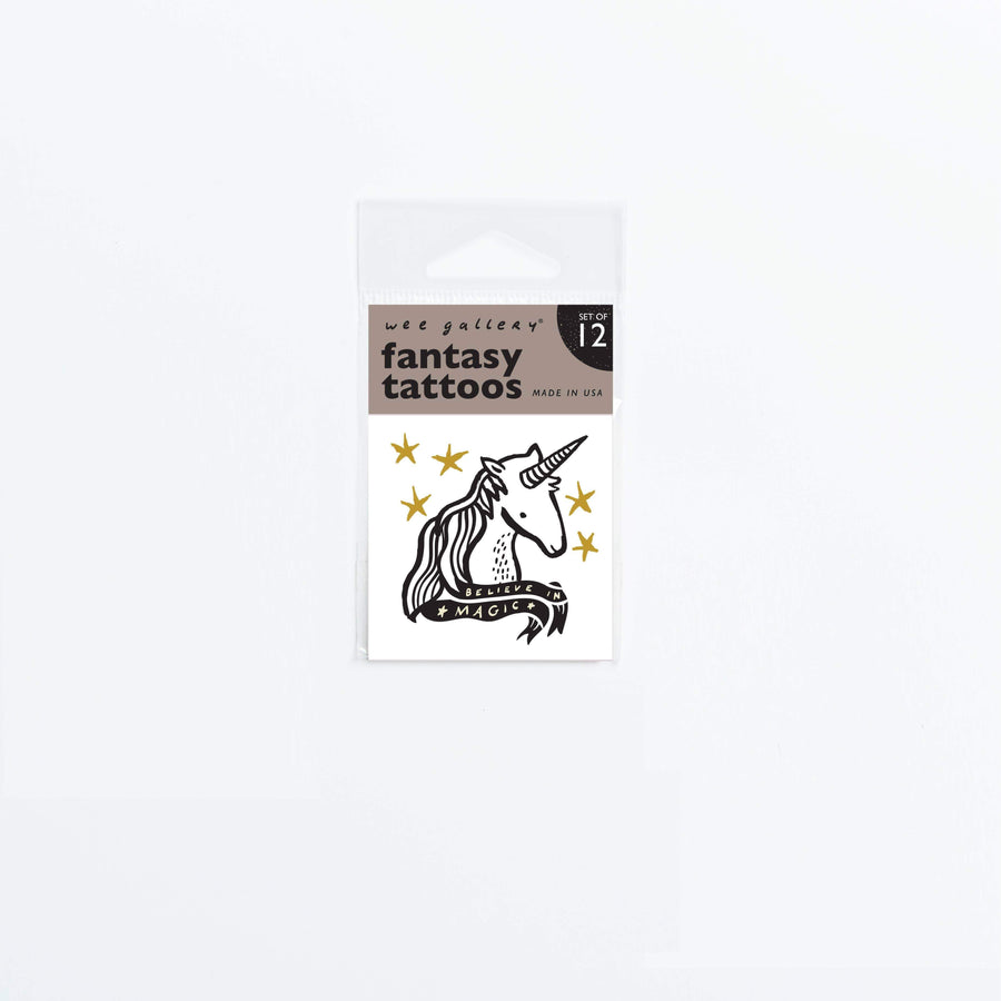 Wee Gallery - Fantasy Temporary Tattoos tattoos Wee Gallery