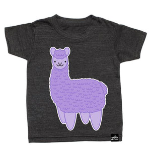 Whistle & Flute - Kawaii Alpaca T-Shirt Short Sleeve Shirt Whistle & Flute