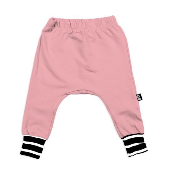 Whistle & Flute - Pink Bamboo Joggers Pants Whistle & Flute