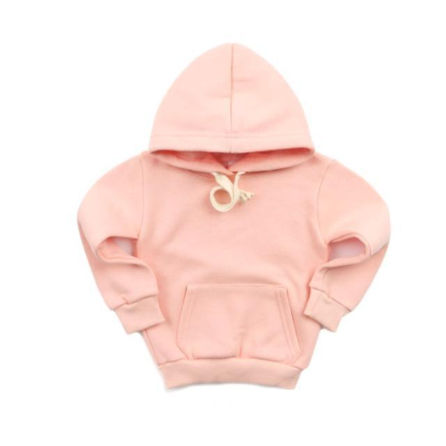 White Sketch Book - Indy Pink Hooded Sweatshirt Sweatshirt White Sketch Book