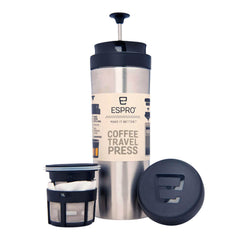Espro Travel Press - 0,3 til 0,45 l - Kaffeteriet