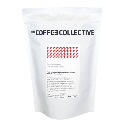 The Coffee Collective - Akmel Nuri, Øko Etiopien - Kaffeteriet