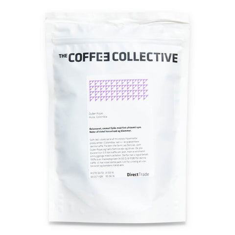 The Coffee Collective - Duber Rojas - Kaffeteriet