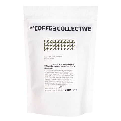 The Coffee Collective -  Bolivia Finca Buena Vista, Økologisk - Kaffeteriet