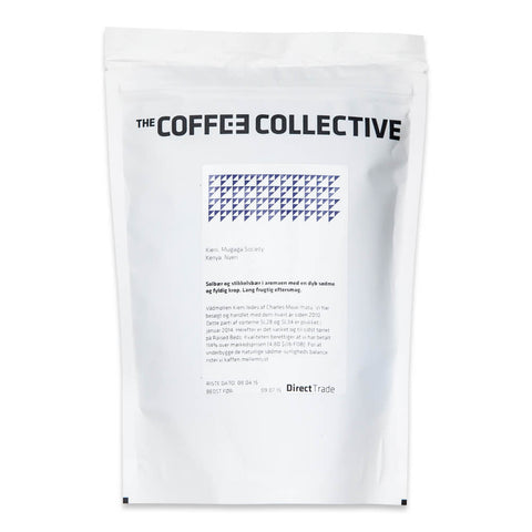 The Coffee Collective - Kieni, Kenya - Kaffeteriet