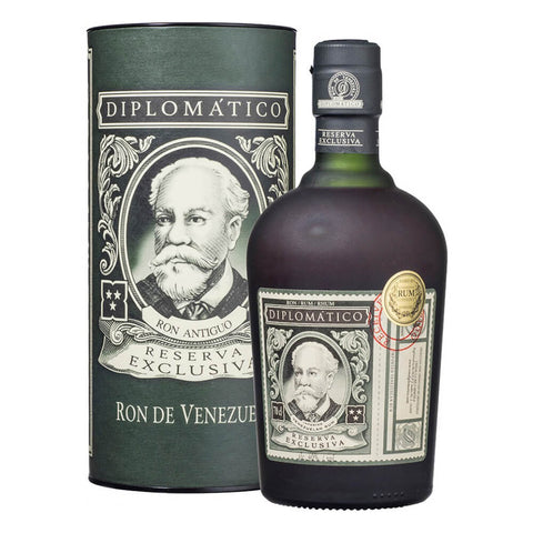 Ron Diplomatico Reserva Exclusiva 12 - 40% 70cl