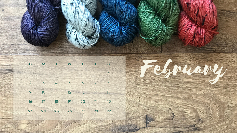 Free Downloadable Calendar: February 2020