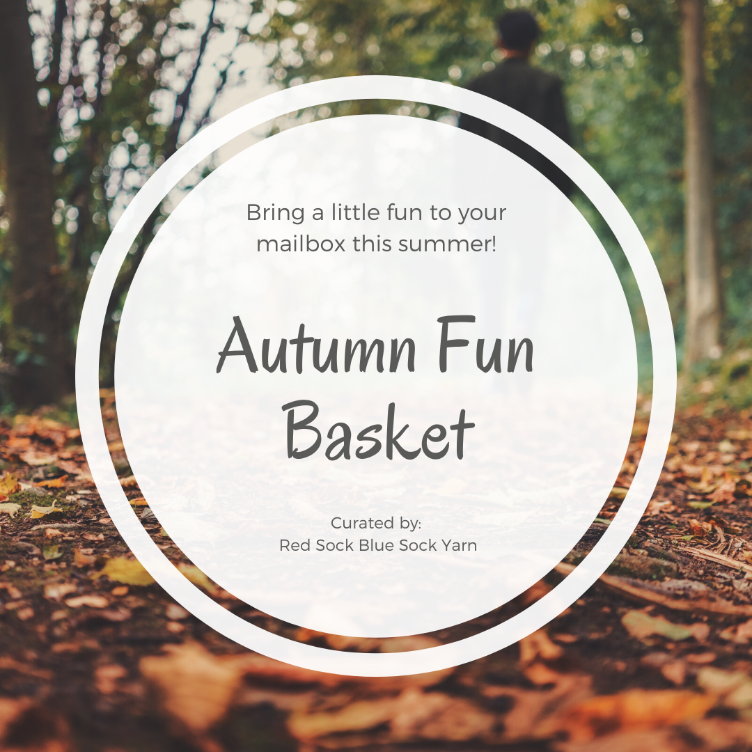 Autumn Fun Basket by RSBSY