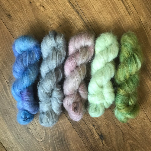 Wistful - Limited Edition Silk/Mohair