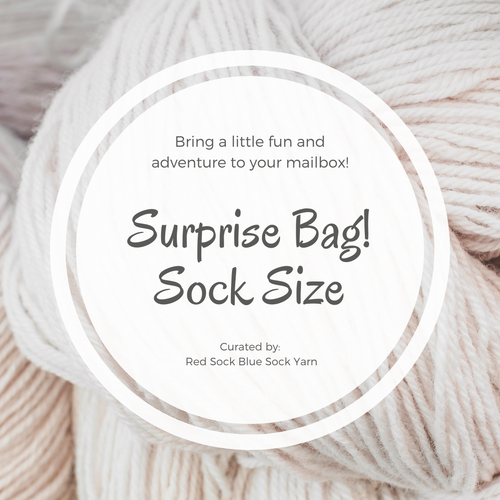 Surprise Bag! - Sock Size