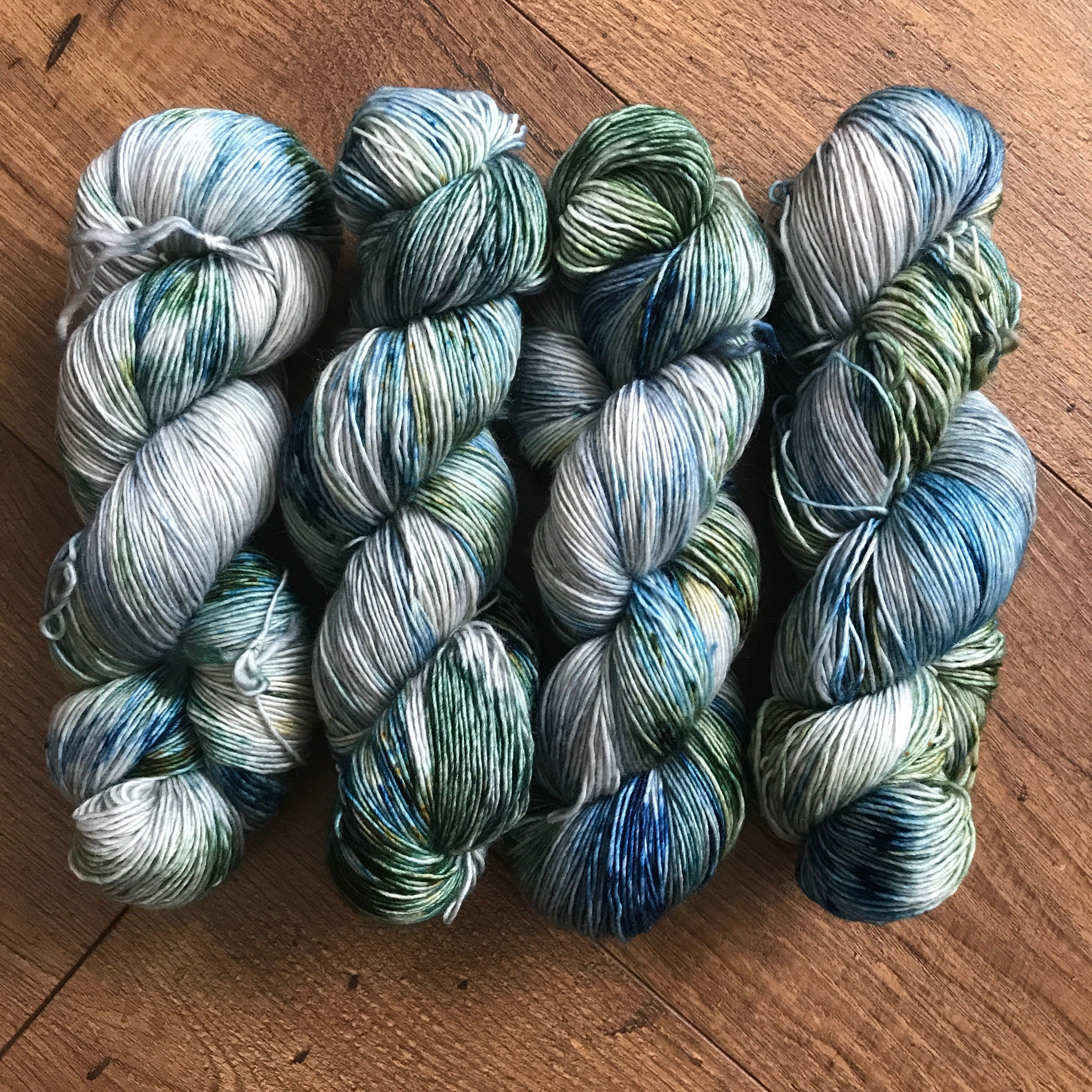 Cliffside - Singleton - Red Sock Blue Sock Yarn Co