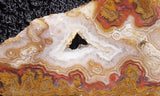 Mystery Mountain Agate Rock Slab 23