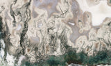 Green Moss Agate Rock Slab 013
