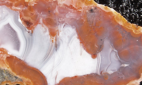 Berber Agate Rock slab 40