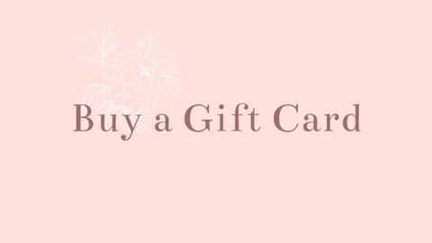 Pink Liberty Boutique Calgary Gift Cards