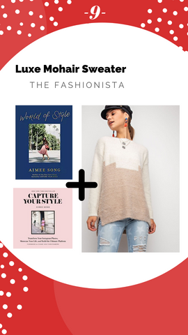 Pink Liberty Holiday Gift Guide - Mohair Sweater