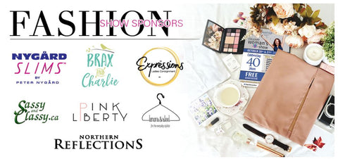 Pink Liberty Fashion Show Sponsor Calgary Woman's Show 2018