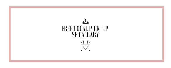 Pink Liberty Boutique Calgary Free Local Pick-Up