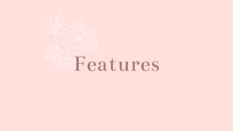 Pink Liberty Features