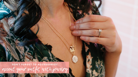 Pink Liberty How to Accessorize and Plan Your Outfit