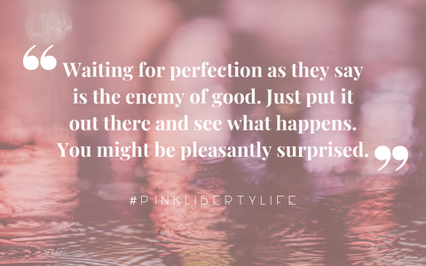 Pink Liberty Boutique Calgary Fashion Blog Quote