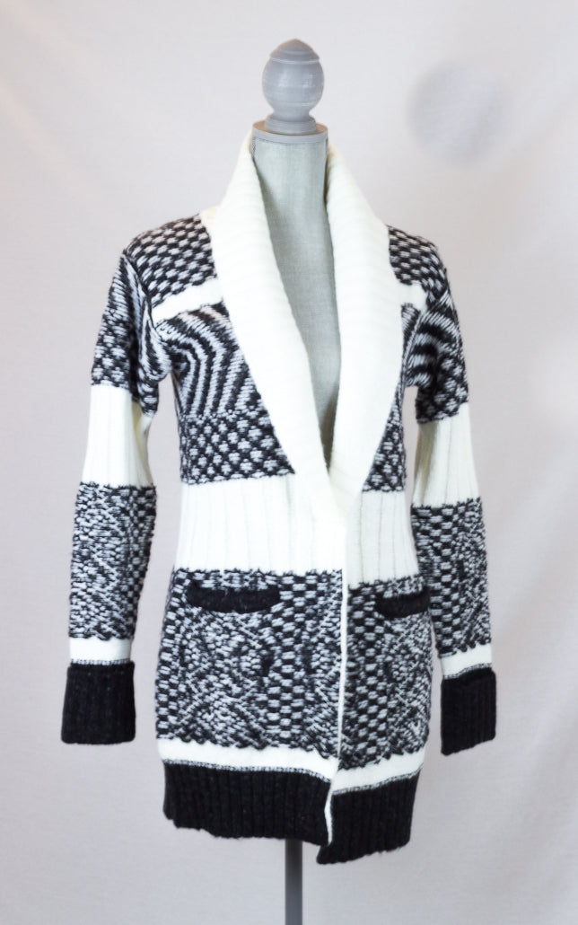 Colorado Wool Knit Cardigan
