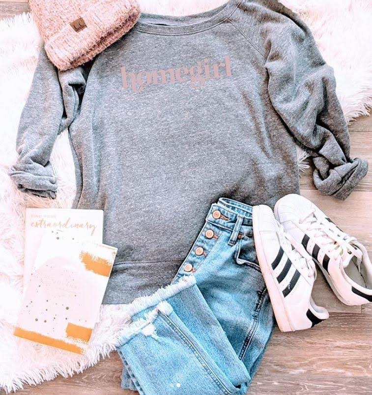 Stay at Homegirl Sweatshirt
