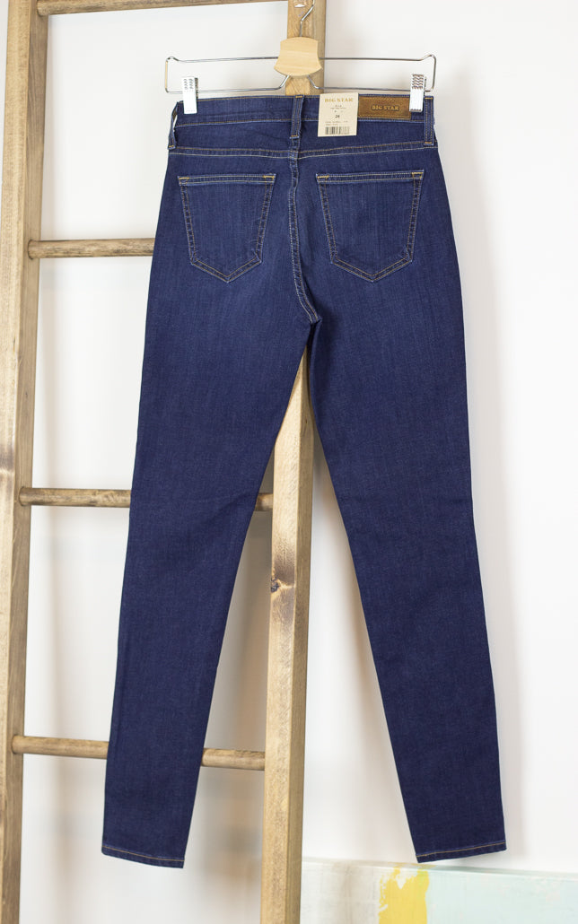 High-Rise Slimming Jeans