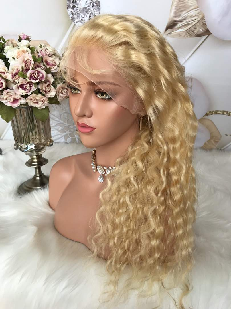 Blonde Babes Lace Wig