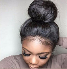 360 Lace Frontal Silky Straight
