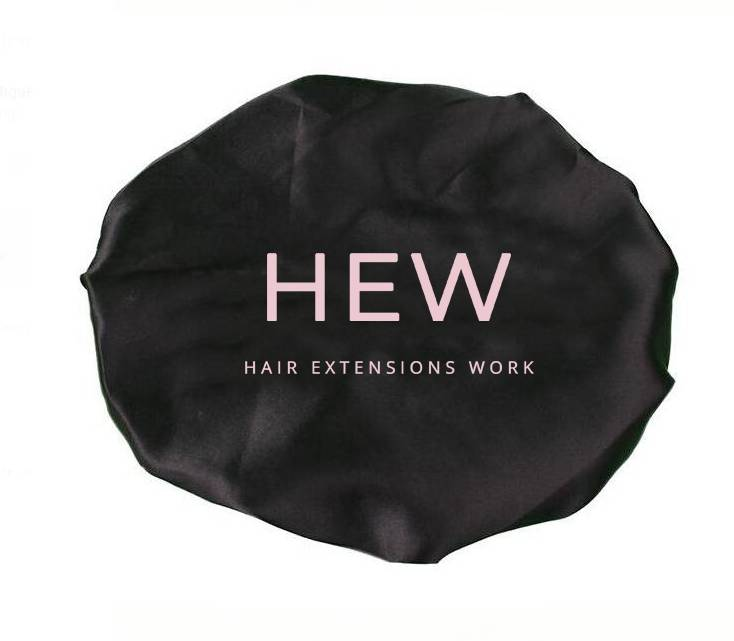 HEW Satin Bonnet