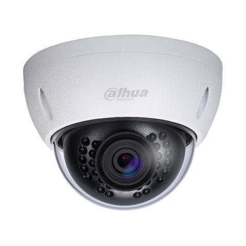 Lite Series 2MP 1080P Vandal-proof IR HDCVI Mini Dome Camera 2.8mm