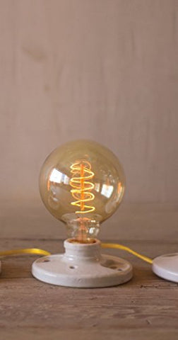 Globe Edison Bulb - Les Spectacles French Industrial