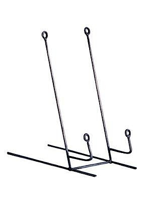 Wire Easel Of Plate Stand - Les Spectacles French Industrial