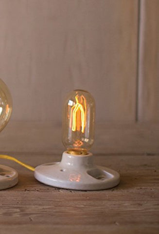 Capsule Edison Bulb - Les Spectacles French Industrial