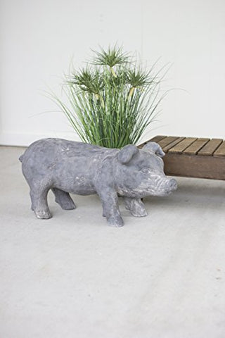 Faux Stone Pig - Les Spectacles French Industrial