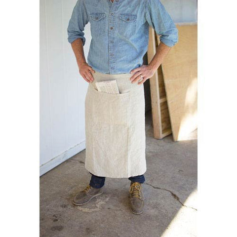 Linen Apron - Les Spectacles French Industrial