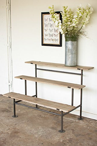 Three Tier Display Unit - Les Spectacles French Industrial