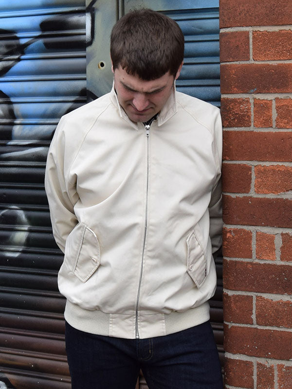 Combat Beige Harrington