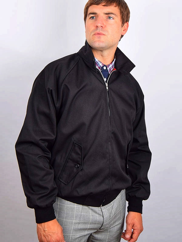 Combat Black Harrington
