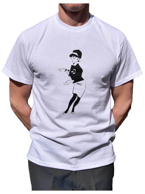 The Beat Girl T Shirt
