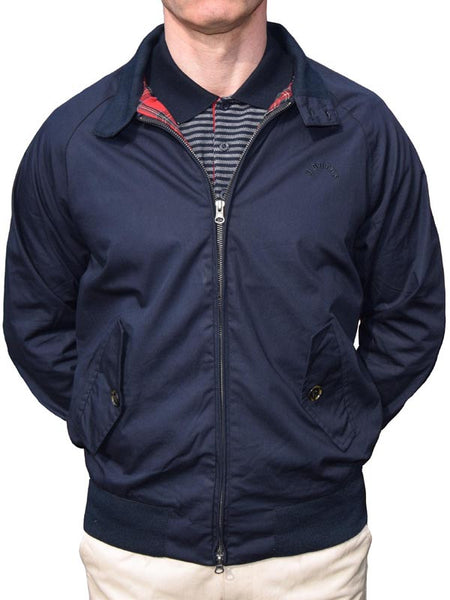 Brutus Navy Harrington