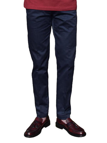 Brutus Navy Nevapress Trousers