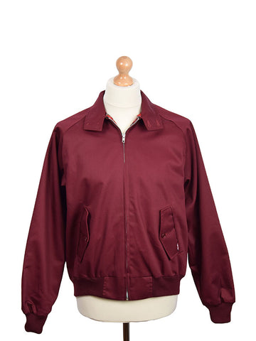 Combat Burgundy Harrington